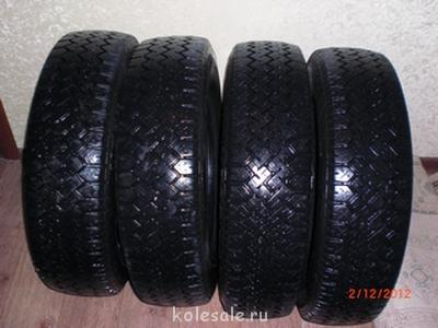 Продам комплект зим.резины Bridgeston M723 winter 185 75 16С - CIMG2273 - копия (2).JPG