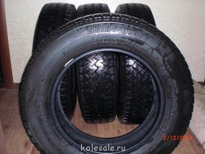 Продам комплект зим.резины Bridgeston M723 winter 185 75 16С - CIMG2278 - копия (2).JPG
