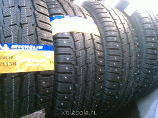 235 65 16с michelin agilis x-ice north - Фото0069.jpg