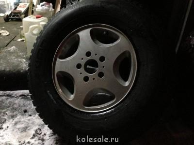 Оригинальные литые диски 16 дюймов 5x130 Mercedes Sprinter - __________ 4.JPG