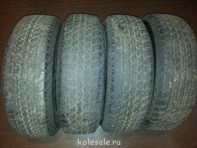 Шины Bridgestone Dueler H T 840 245 70R16 111S 4шт. - Bridgestone1.jpg
