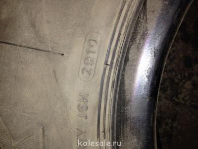 Hankook Maxi-Vantage F19 7.50R16LT - IMG_0011.JPG