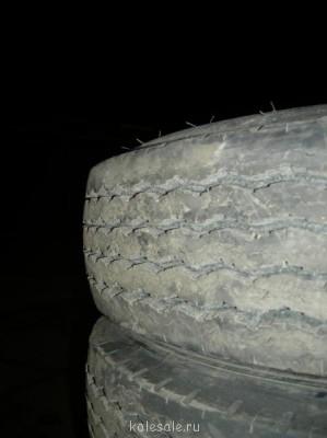 Резина для грузовика Hankook Maxi-Vantage F19 7.50R16LT - DSCN4519.JPG
