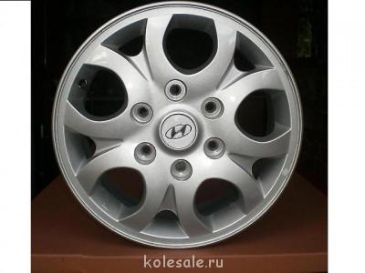Два колеса в сборе с дисками на Хундай Гранд Старекс, новые. - 1371817443810_bulletin.jpg