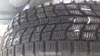 Продам ком-т зимних шин на дисках Hyundai Grand Starex б у - DSC_1141.jpg