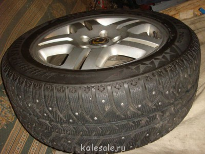 Продаю Ice cruiser 7000. 255 55R18 - DSC04759.JPG
