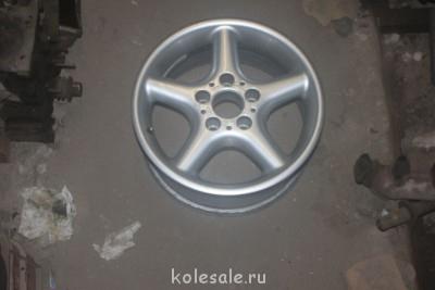 Продам литые диски - IMG_0053.JPG