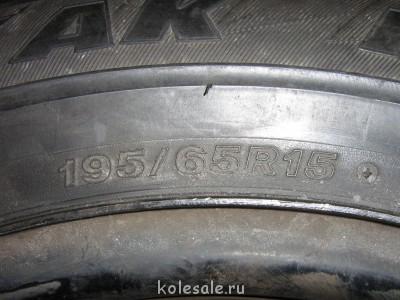 195 65R15 Blizzak на дисках - Blizzak - 2.jpg