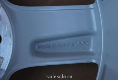 Продам новый литой диск оригинал на Audi Q5 или A7 - IMG_4409.JPG
