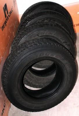Продам шины Bridgestone Dueler H T D840 245 70 R16 11 - IMG_7760.JPG