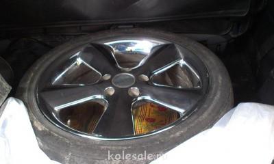 Продам хромированные диски 17х7JJ Спб - IMAG2738.jpg