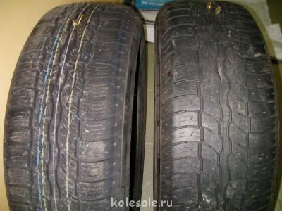 235 60 r16 Bridgestone Dueller H T 687 M S 5штук - SANY0010.JPG