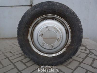 Продают колёса R16 в сборе с зимней резиной на Форд Транзит. - P1060597.JPG