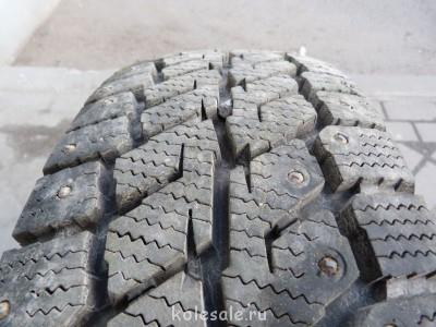 Продают колёса R16 в сборе с зимней резиной на Форд Транзит. - P1060607.JPG