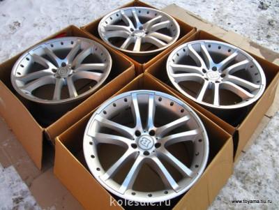 Автомобильные диски Brabus R20 - IMG_7570.JPG