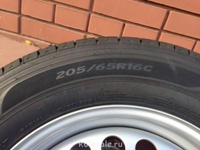Продам колёса для vw t5 205 65 16c hankook radial ra28 - image (1).jpg
