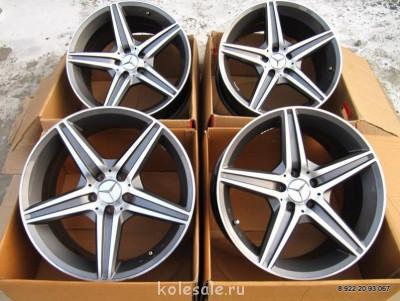 Литые диски Mercedes-Benz R19 - IMG_6956.JPG