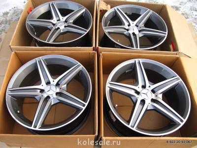 Литые диски Mercedes-Benz R19 - IMG_6952.JPG