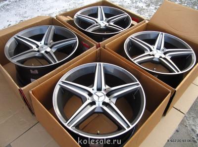 Литые диски Mercedes-Benz R19 - IMG_6953.JPG