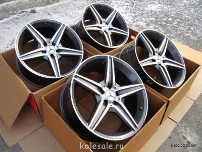 Литые диски Mercedes-Benz R19 - IMG_6957.JPG