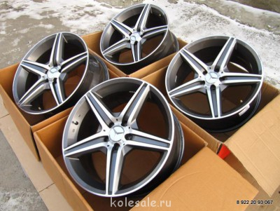 Литые диски Mercedes-Benz R19 - IMG_6958.JPG