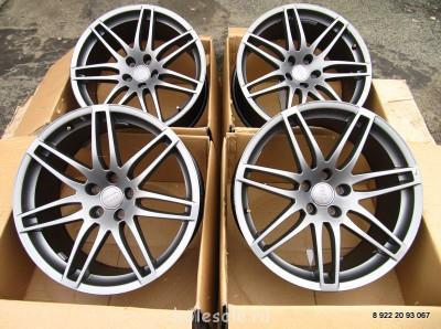 Красивые диски Audi R19 - IMG_6739.JPG