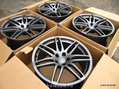Красивые диски Audi R19 - IMG_6737.JPG