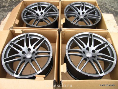 Красивые диски Audi R19 - IMG_6732.JPG