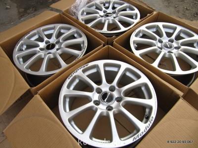 Красивые литые диски MODULO R17 - IMG_6617.JPG