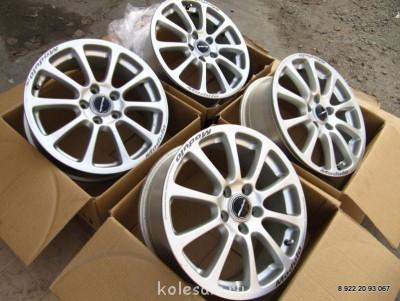 Красивые литые диски MODULO R17 - IMG_6621.JPG