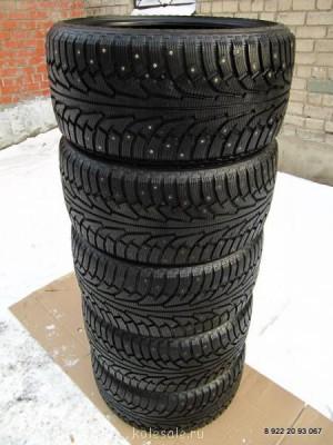 Шипованные шины Nokian R22 - IMG_7428.JPG