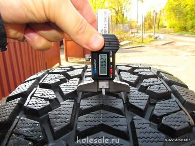 Зимние шины R20 Dunlop - IMG_6484.JPG