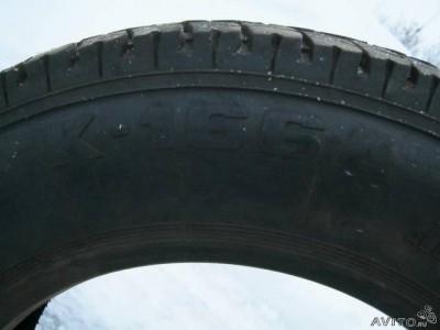 Продам шину K166A размер 215 75R17,5 - 118317942.jpg