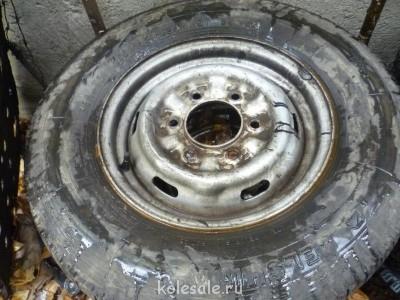 Диски R14 c Nissan Atlas - P1010092.JPG