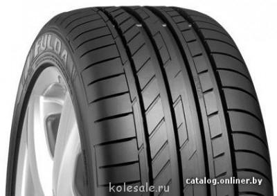 Продам шины 205 55 R16 Fulda SportControl, лето, новые - 1.jpg