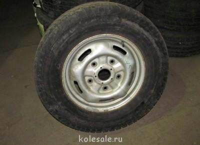 Зимняя шипованная резина 215 75 R16C на дисках Ford Transit - 296325412.jpg