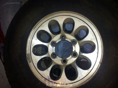 Продам колеса в сборе 6х139.7 ет22,r15 - IMG-20130408-WA0011.jpg