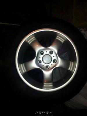 Продам колеса на STAREX 5х120 ет35 - IMG-20130408-WA0001.jpg