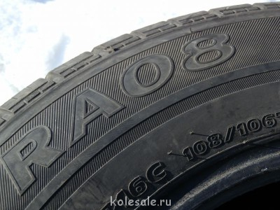 Продаю в СПб комплект резины 215 70 16с - P3100060.JPG