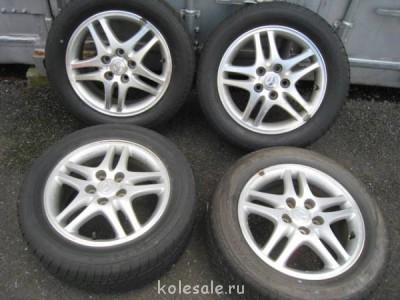 Продам 4 оригинальных диска Mazda R16 - speedshop_d_2005.jpg