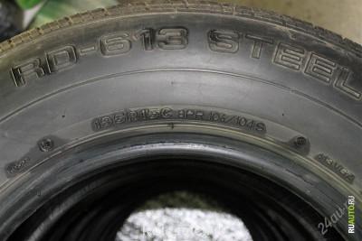 Продам Bridgestone rd-613 steel 195 15c микроав легкогрузов - B0fkVg.jpg
