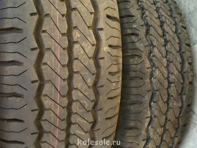 Новые шины 215 70 R-16 - CIMG6248.JPG