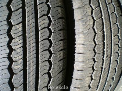 Новые шины 215 70 R-16 - CIMG6247.JPG