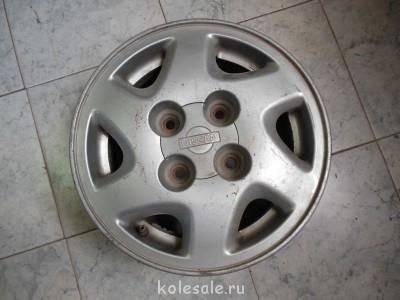 Продам диски NISSAN R14 114.3x4 - DSCN0048.jpg