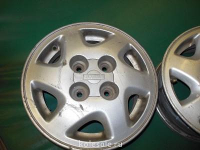 Продам диски NISSAN R14 114.3x4 - DSCN0042.jpg