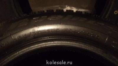 Продам зимнюю шипованную резину R15C. 4 шт. - DSC09715.JPG