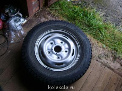 Продам комплект зимних шин 195 70 R15 - S8004018.JPG
