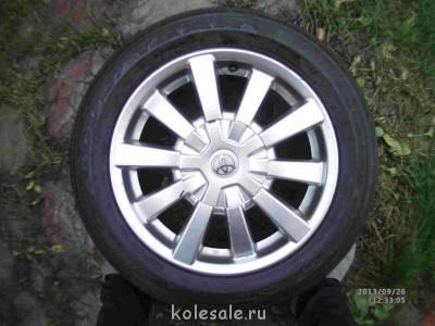 Продам диски литые Toyota Estima, Previa, Alphard б у МСК - 1.jpg