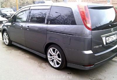 Продам дисули с резиной R18 225 45 Москва - 2.jpg