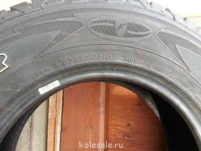 Шины Goodyear Wrangler Silent Armor 245 75R17 110T 5 шт - резина 1 (5).jpg